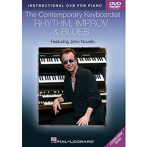 The Contemporary Keyboardist - Rhythm, Improv & Blues (DVD)