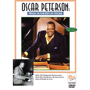Oscar Peterson - Music in the Key of Oscar (DVD)