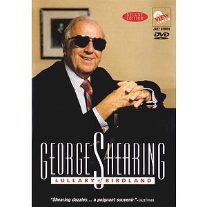 George Shearing - Lullaby of Birdland (DVD)