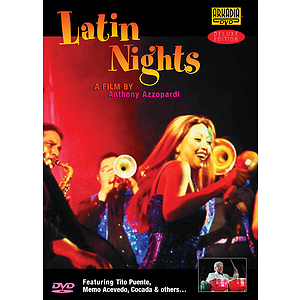 Latin Nights (DVD)