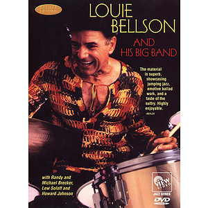 Louie Bellson and His Big Band (DVD)