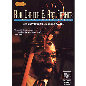 Ron Carter & Art Farmer: Live at Sweet Basil (DVD)