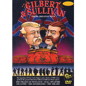 Gilbert & Sullivan - Their Greatest Hits (DVD)