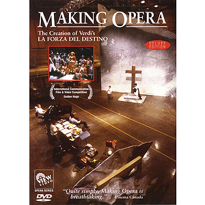 Making Opera - The Creation of Verdi's La Forza Del Destino (DVD)