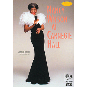Nancy Wilson at Carnegie Hall (DVD)