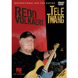 Redd Volkaert - TeleTwang (DVD)
