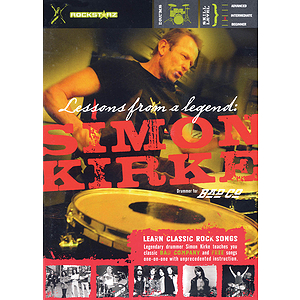 Simon Kirke -¦Lessons from a Legend (DVD)