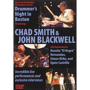Drummer's Night in Boston 2005 (DVD)
