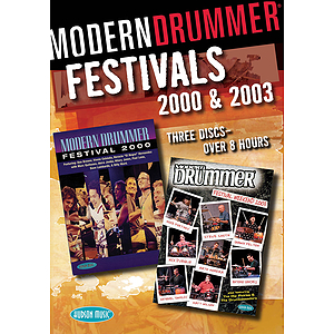 Modern Drummer Festivals 2000 & 2003 (DVD)