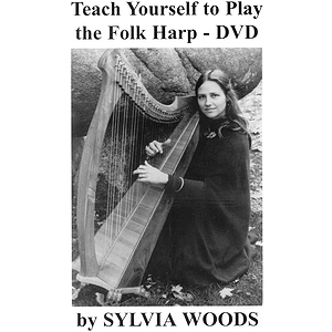 Teach Yourself to Play the Folk Harp (DVD)