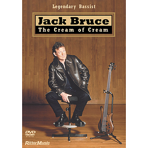 Jack Bruce - The Cream of Cream (DVD)