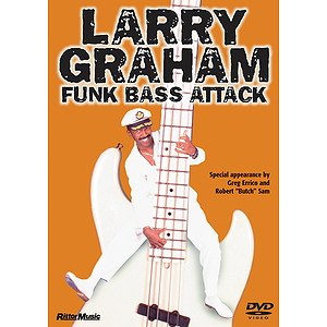 Larry Graham - Funk Bass Attack (DVD)