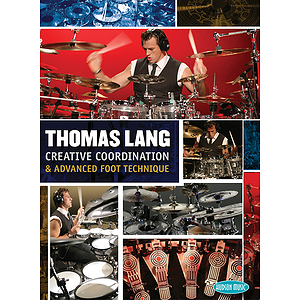 Thomas Lang - Creative Coordination and Advanced Foot Technique (DVD)