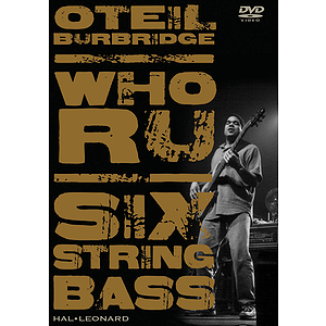 Oteil Burbridge - Who RU (DVD)