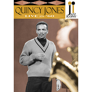 Quincy Jones - Live in '60 (DVD)
