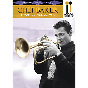 Jazz Icons: Chet Baker, Live in '64 and '79 (DVD)