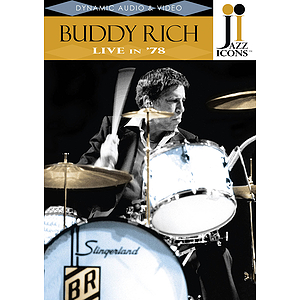 Jazz Icons: Buddy Rich, Live in '78 (DVD)