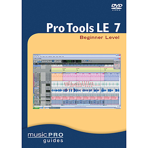 Pro Tools LE 7 (DVD)