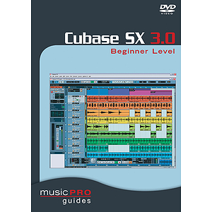 Cubase SX 3.0 (DVD)