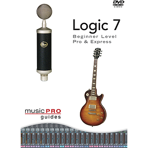 Logic 7 - Beginner Level, Pro & Express (DVD)