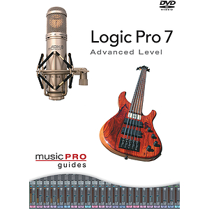 Logic Pro 7 - Advanced Level (DVD)