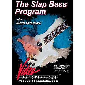 The Slap Bass Program (DVD)