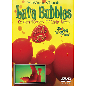 Lava Bubbles (DVD)