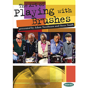 The Art of Playing with Brushes (DVD)