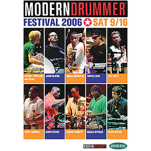Modern Drummer Festival 2006 - Saturday (DVD)