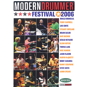 Modern Drummer Festival 2006 - Saturday & Sunday (DVD)
