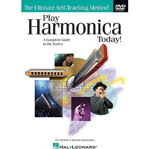 Play Harmonica Today! (DVD)