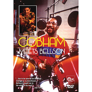 Cobham Meets Bellson (DVD)