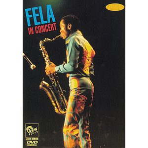 Fela in Concert (DVD)