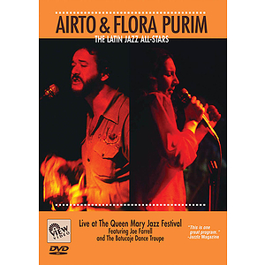 Airto & Flora Purim - The Latin Jazz All-Stars (DVD)