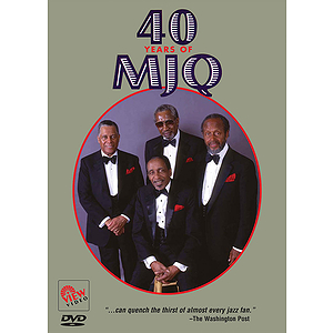 40 Years of MJQ (DVD)