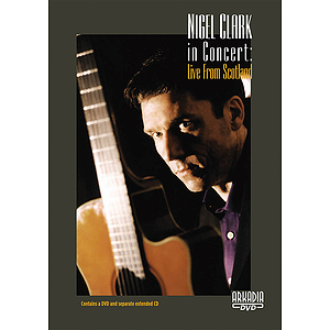 Nigel Clark in Concert - Live from Scotland (DVD)