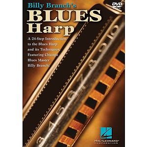 Billy Branch's Blues Harp (DVD)