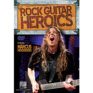Rock Guitar Heroics (DVD)