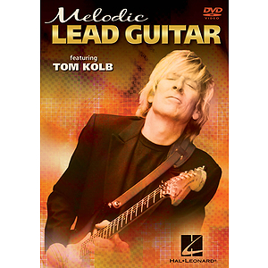 Melodic Lead Guitar (DVD)