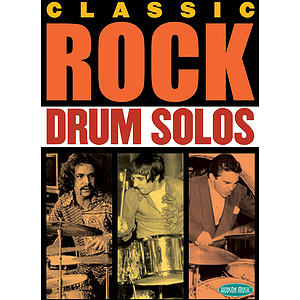 Classic Rock Drum Solos (DVD)