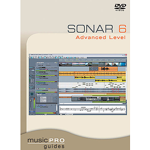 Sonar 6 Advanced Level (DVD)