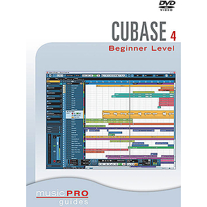Cubase 4.0 Beginner Level (DVD)