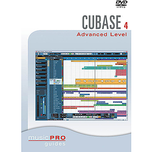 Cubase 4.0 Advanced Level (DVD)