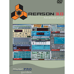 Reason 3.0 Advanced Level (DVD)