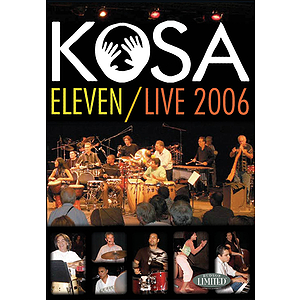 KoSA Eleven/Live 2006 (DVD)