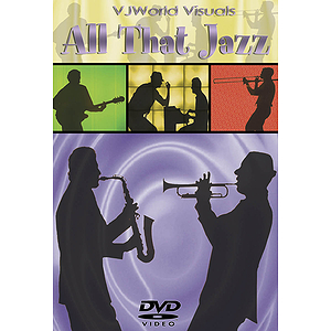 VJWorld Visuals - All That Jazz (DVD)