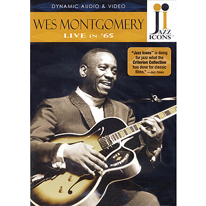 Wes Montgomery - Live in &#039;65 (DVD)