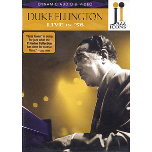 Duke Ellington - Live in '58 (DVD)