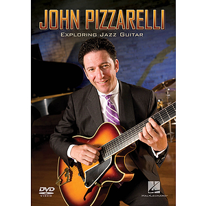 John Pizzarelli - Exploring Jazz Guitar (DVD)