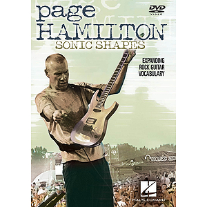 Page Hamilton - Sonic Shapes (DVD)